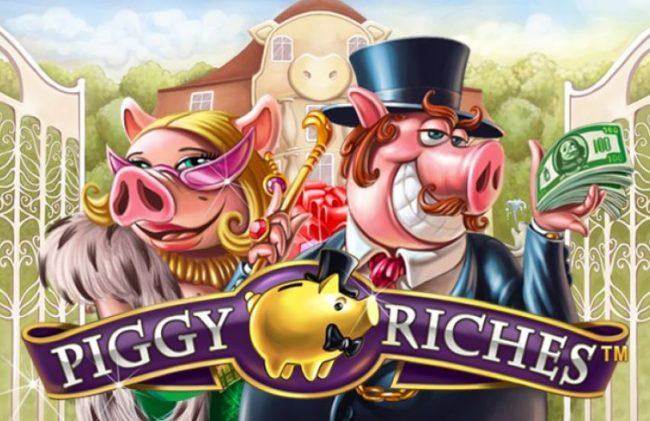 Piggy Riches spilleautomat