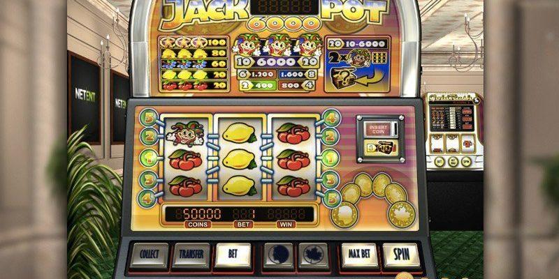 Norgesautomaten Jackpot 6000