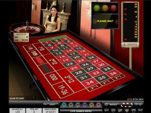 VIP live roulette hos Betsafe