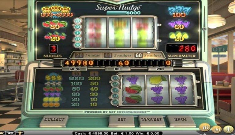 Super Nudge 6000 (Old Timer)