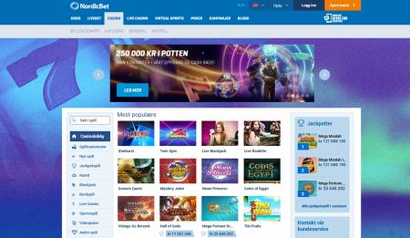 nordicbet-casinospill