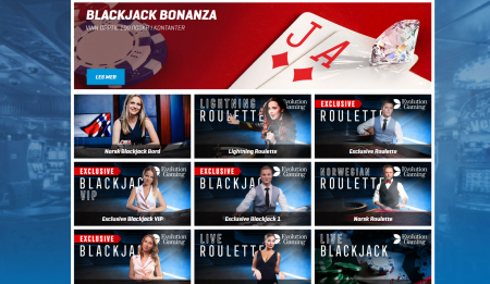 NordicBet live-casino