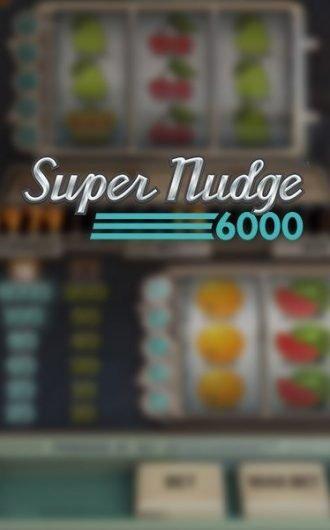 Spilleautomater super nudge 6000