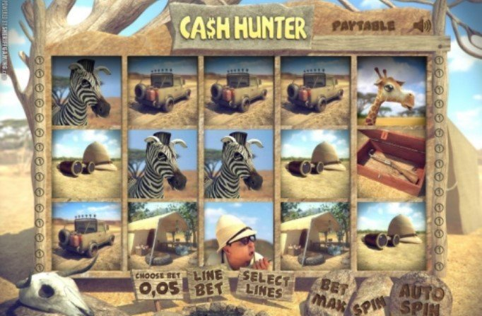 Cash Hunter