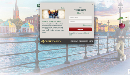 les vår omtale av cherry casino