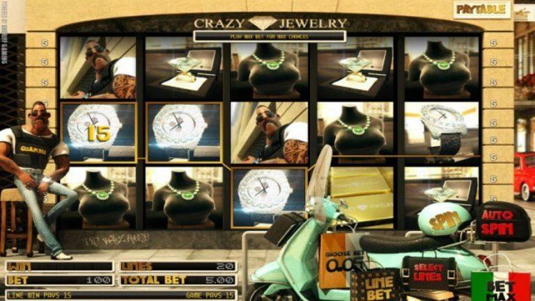 Crazy Jewelry