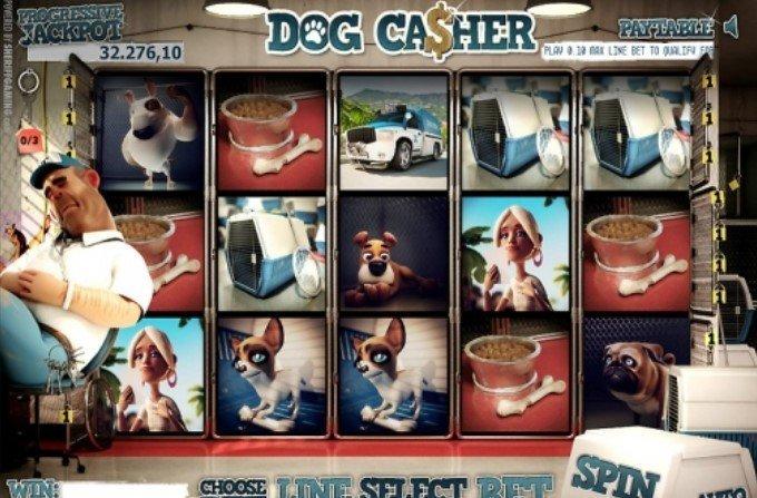 Dog Ca$her