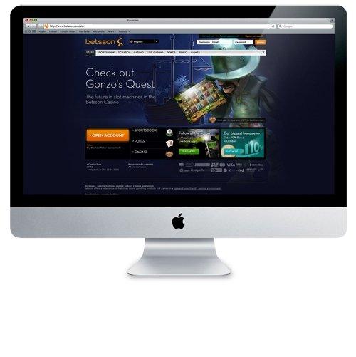 Betsson casino - Norges mest kjente online casino