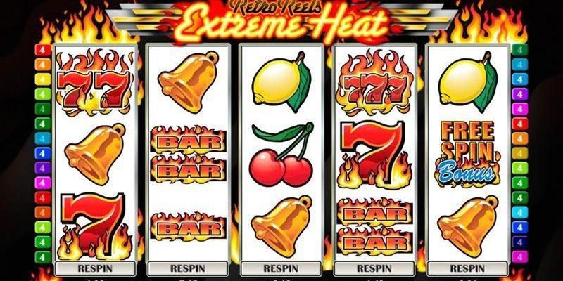 Retro Reels – Extreme Heat