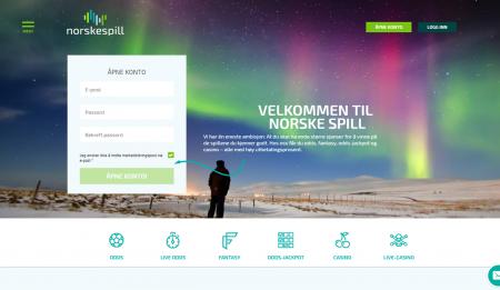 norske spill casino omtale