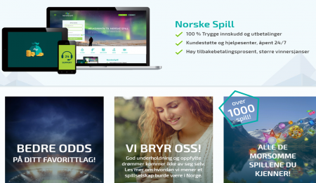 norskespill casino på nett