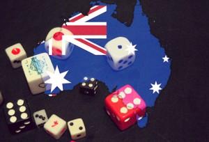 Australierne stiller i en helt spesiell klasse når det gjelder å spille på kasino og enarmede banditter.