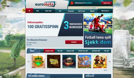 omtale av euroslots casino