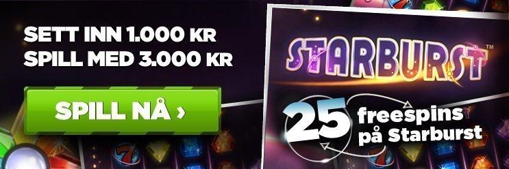 Starburst_norskeautomater