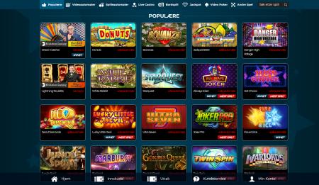 norskeautomater online casino på nett