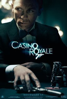 «Casino Royale» - en røffere Bond-film