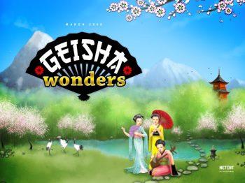 Geisha Wonders Slot Netent