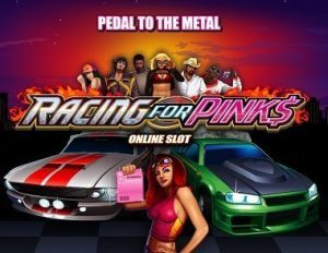 Racing For Pinks fra Microgaming