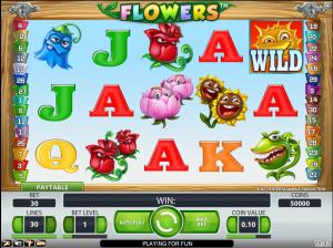 Flowers slot2