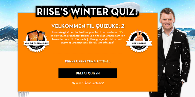 Riises vinter quiz