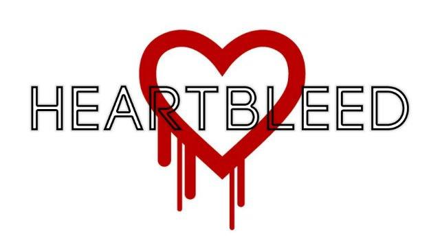 Heartbleed banner