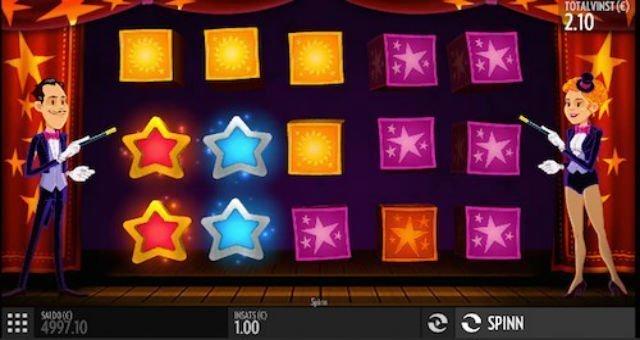 Magicious video spilleautomat