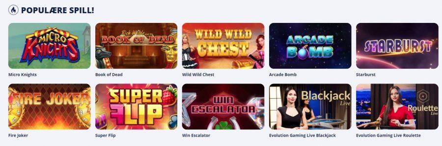 casino room spillutvalg