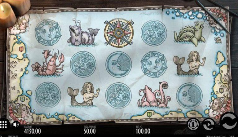 1429 Uncharted Seas casinotopplisten