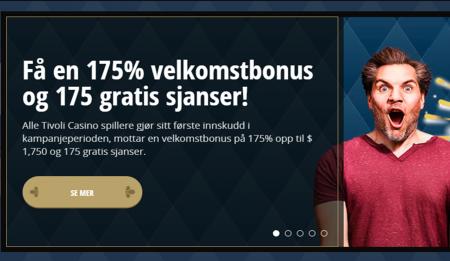 tivoli casino er et dansk nettcasino
