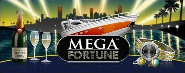 Mega Fortune front pic