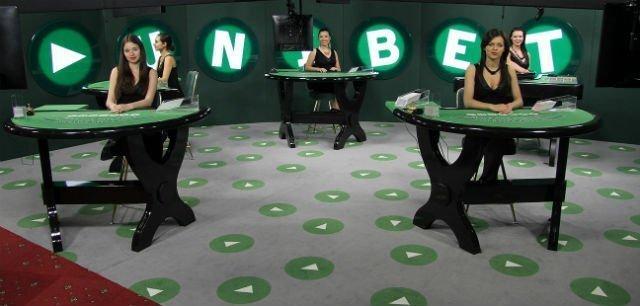 Unibet live casino front