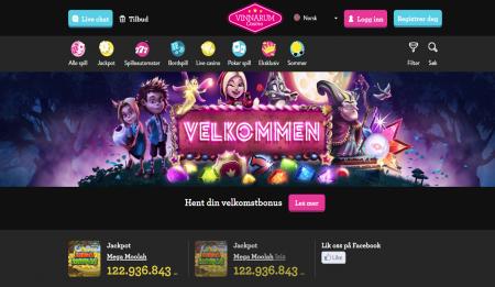 kampanjer og tilbud hos vinnarum casino