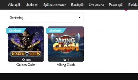 bonuser og tilbud hos vinnarum casino