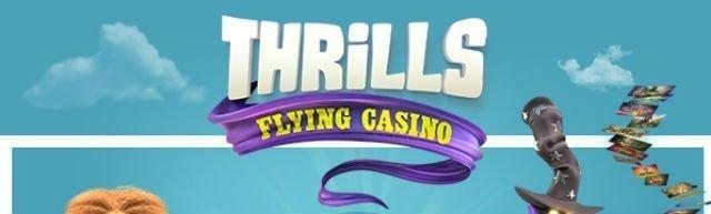 Thrills casino stor logo