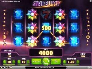 Starburst-Slot