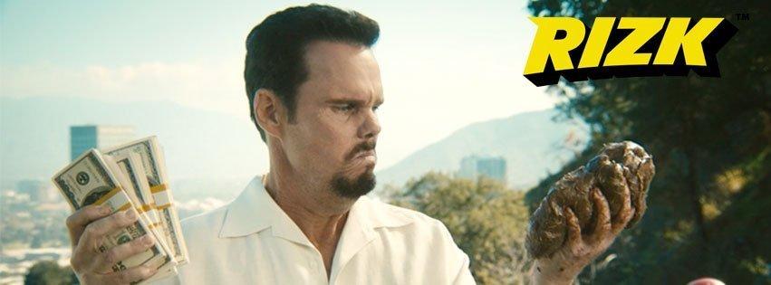 Rizk Casino + Johnny Drama = Sant