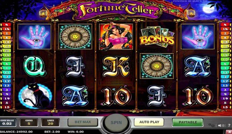 Fortune Teller fra Play'n Go