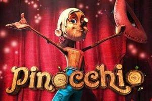Pinocchio spilleautomat