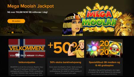 mobil6000 casino bonuser og spill