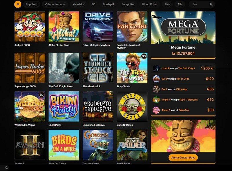 Casino HoldEm - Mobil6000