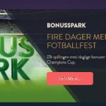 Betspin: varm opp til fotball-EM med bonuser og freespins!