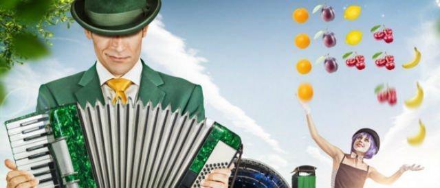 Mr Green kampanjer front