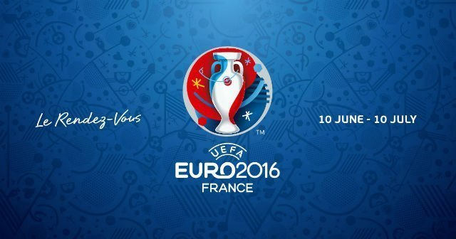 Euro 2016 front