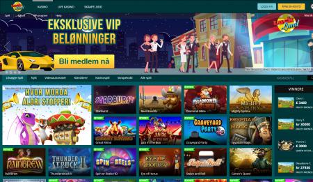 gode bonuser hos luckland casino