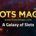 SlotsMagic Casino gir bort freespins for et helt år