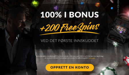 casinobonus og gratisspinn hos shadow bet casino