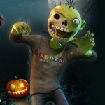 Halloween hos SlotsMillion – Freespins og grusomme kampanjer