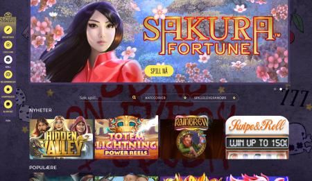 bonuser og tilbud hos spinjuju casino