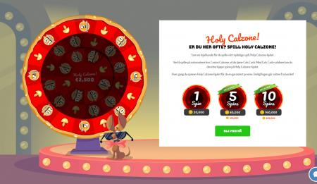 casino calzone gir deg bonuser og tilbud