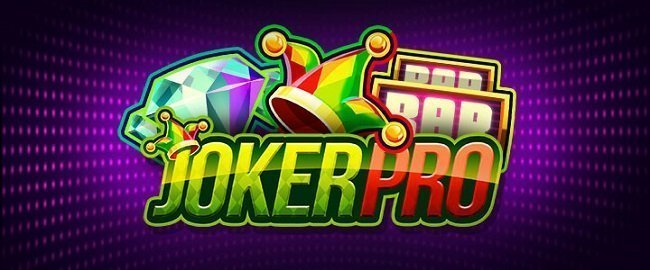 Joker Pro Slot - NetEnt - Norske Spilleautomater - Rizk Casino